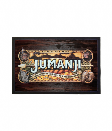 Jumani Board Game Doormat Welcome Mat